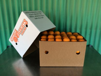 40lb Shipping Box - AZ Navel Oranges